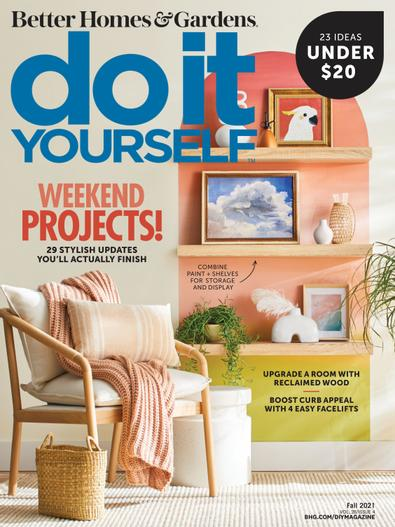 Do It Yourself digital cover