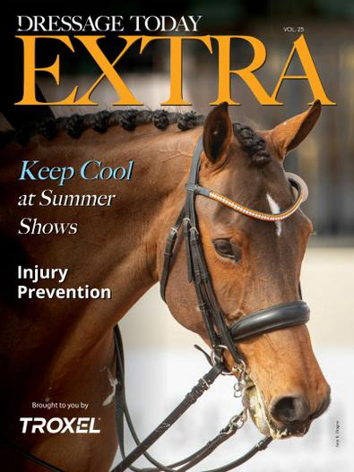 Dressage Today digital cover