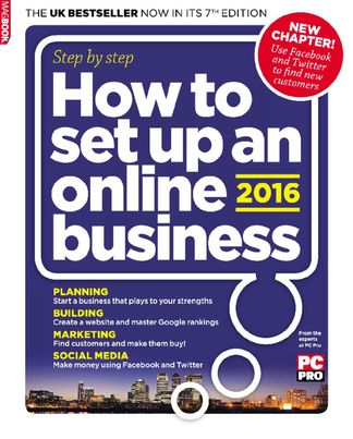 How to set up an Online Business 2016 digital cover