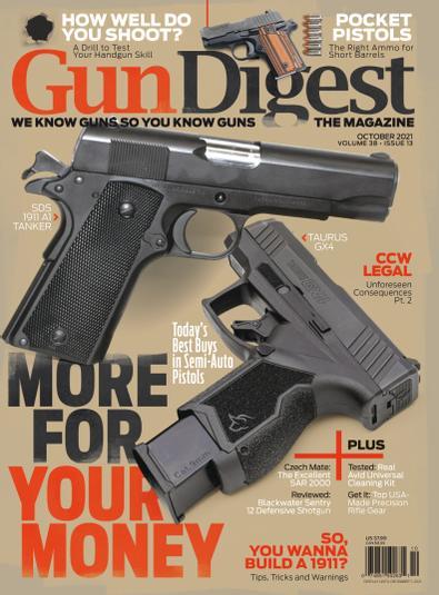 Gun Digest digital cover
