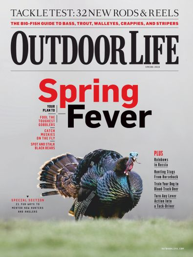 Outdoor Life digital cover