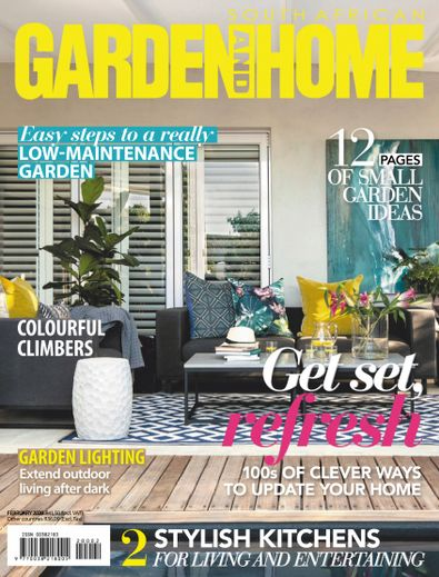 SA Garden and Home digital cover