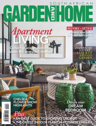 SA Garden and Home digital cover