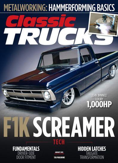 Classic Trucks digital cover