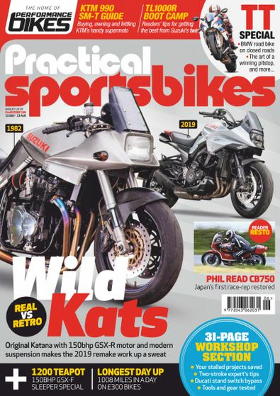Practical Sportsbikes digital cover
