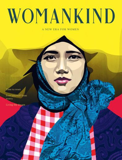 Womankind digital cover