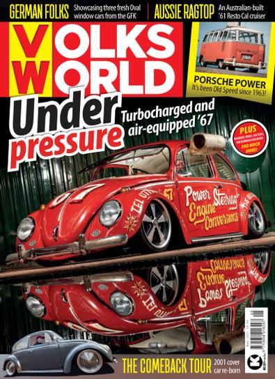 VolksWorld digital cover