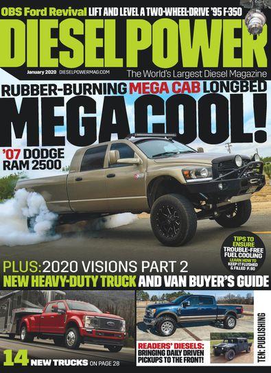 Diesel Power digital cover