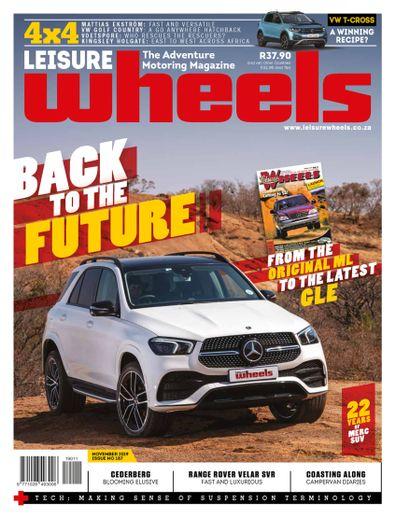 Leisure Wheels digital cover