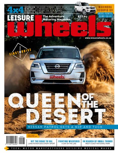 Leisure Wheels digital cover