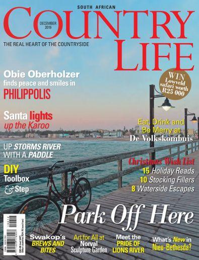 SA Country Life digital cover