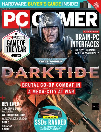PC Gamer (US Edition) digital cover