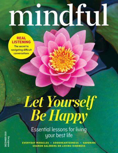 Mindful digital cover