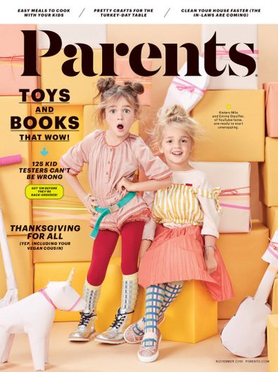 Parents digital cover