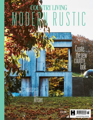 Country Living Modern Rustic digital cover