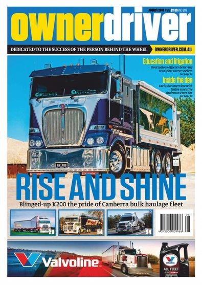 Owner Driver digital cover