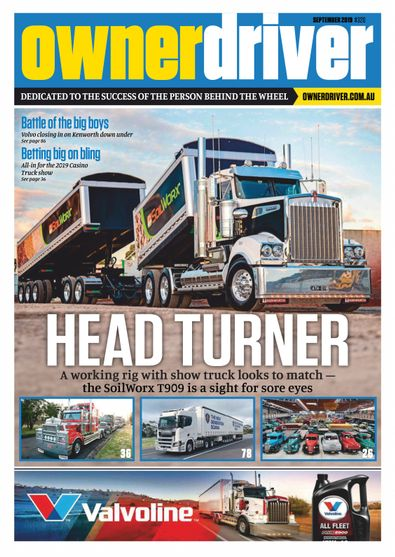 Owner Driver digital cover