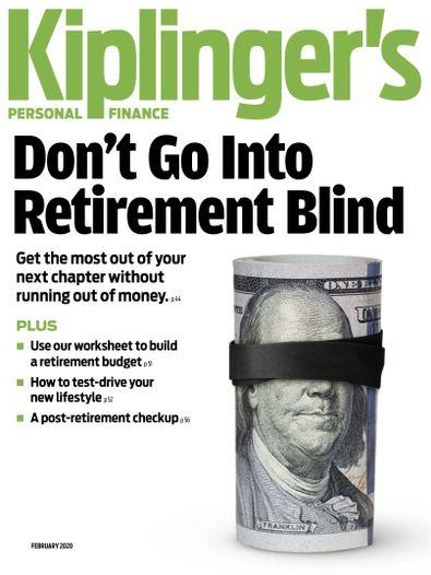 Kiplinger's Personal Finance digital cover