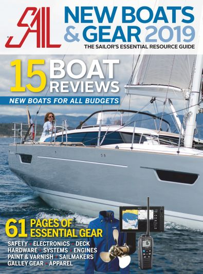 Sail - New Boat & Gear Review digital cover