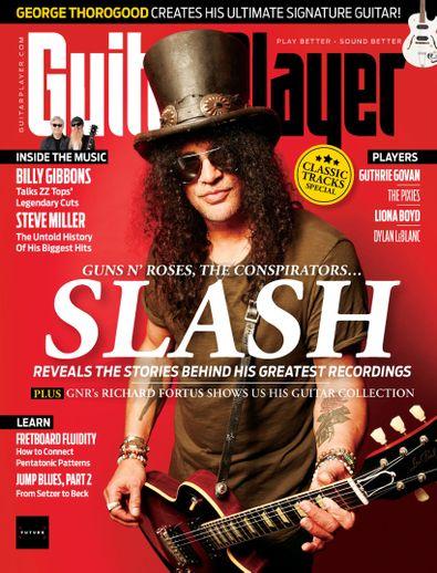 Guitar Player digital cover
