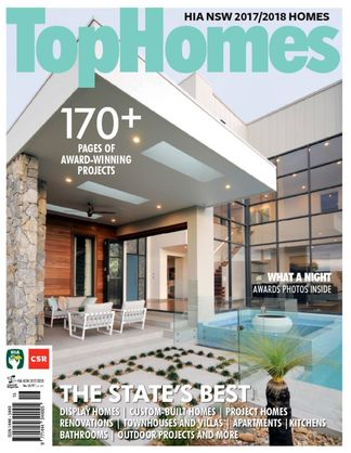 Top Homes digital cover