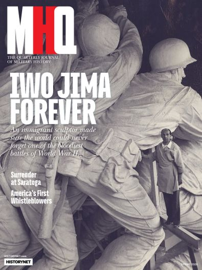 MHQ: The Quarterly Journal of Military History digital cover