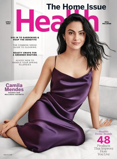 Health digital cover