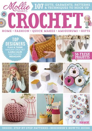 Mollie Makes Crochet digital cover