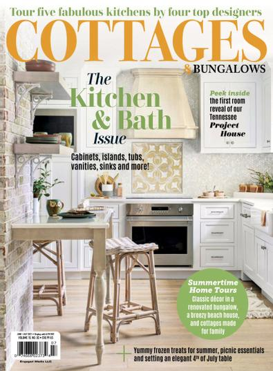 Cottages and Bungalows digital cover