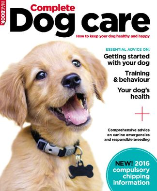 Complete Dog Care digital cover
