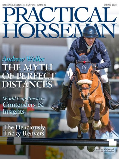 Practical Horseman digital cover