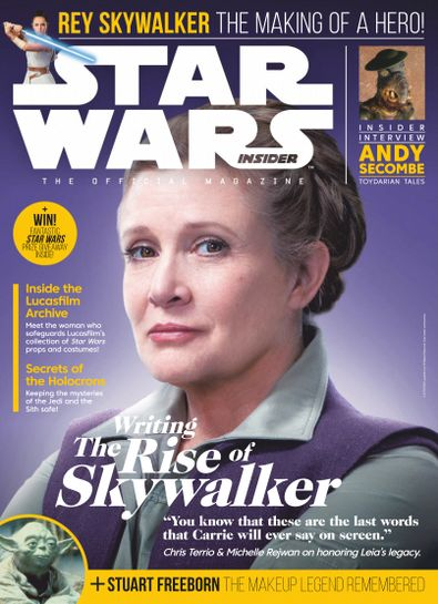 Star Wars Insider digital cover