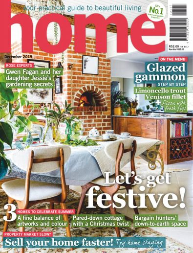 Home digital cover