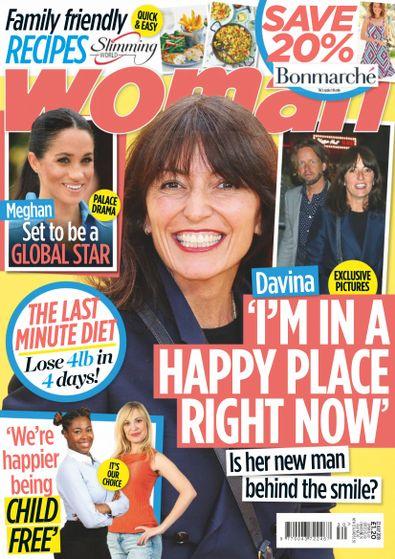 Woman digital cover