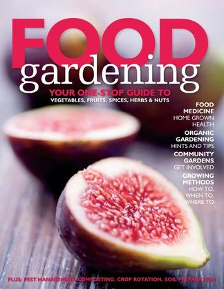 Food Gardening digital cover