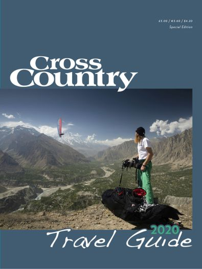Cross Country Travel Guide digital cover