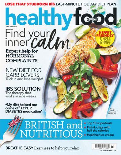 Healthy Food Guide UK digital cover
