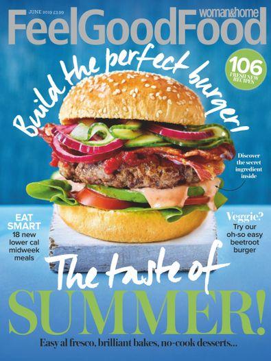 Woman & Home Feel Good Food digital cover