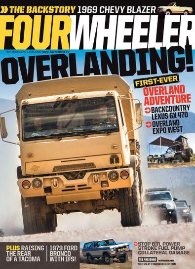 Four Wheeler digital cover