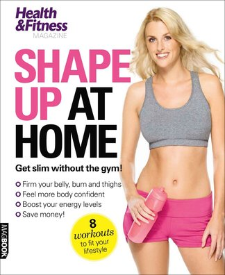 Shape up at Home digital cover