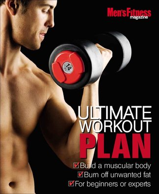 Men's Fitness Ultimate Workout Plan digital cover