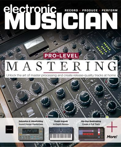 Electronic Musician digital cover