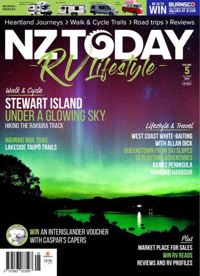 RV Travel Lifestyle digital cover