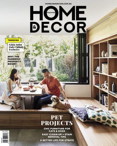 Home & Decor digital cover