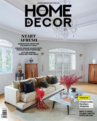 Home & Decor digital cover