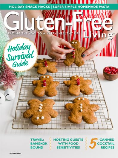 Gluten-Free Living digital cover