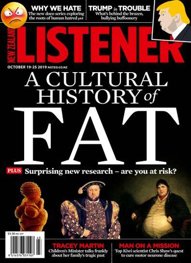 New Zealand Listener digital cover