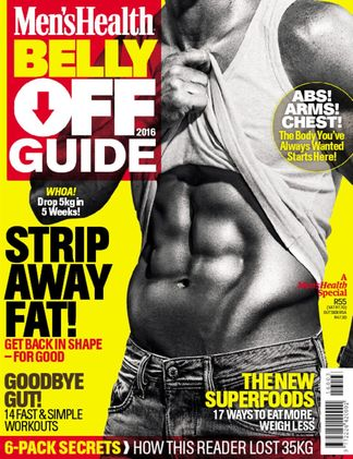 Men's Health Belly Off Guide digital subscription