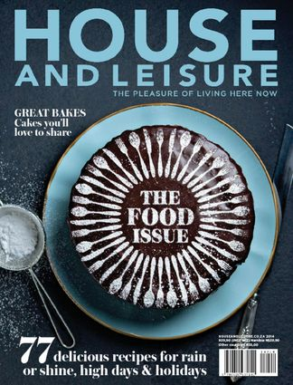 House and Leisure Food digital cover