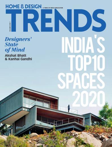 Home & Design Trends digital cover
